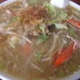 燕市東太田 「萬来食堂」味噌ラーメン