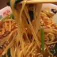 新潟市西区白根「レストラン三宝」ルースー麺