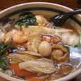 三宝亭 「五目うま煮麺」