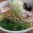 燕市「まつや」五目味噌ラーメン750円