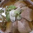 福島県喜多方市「まこと食堂」中華そば
